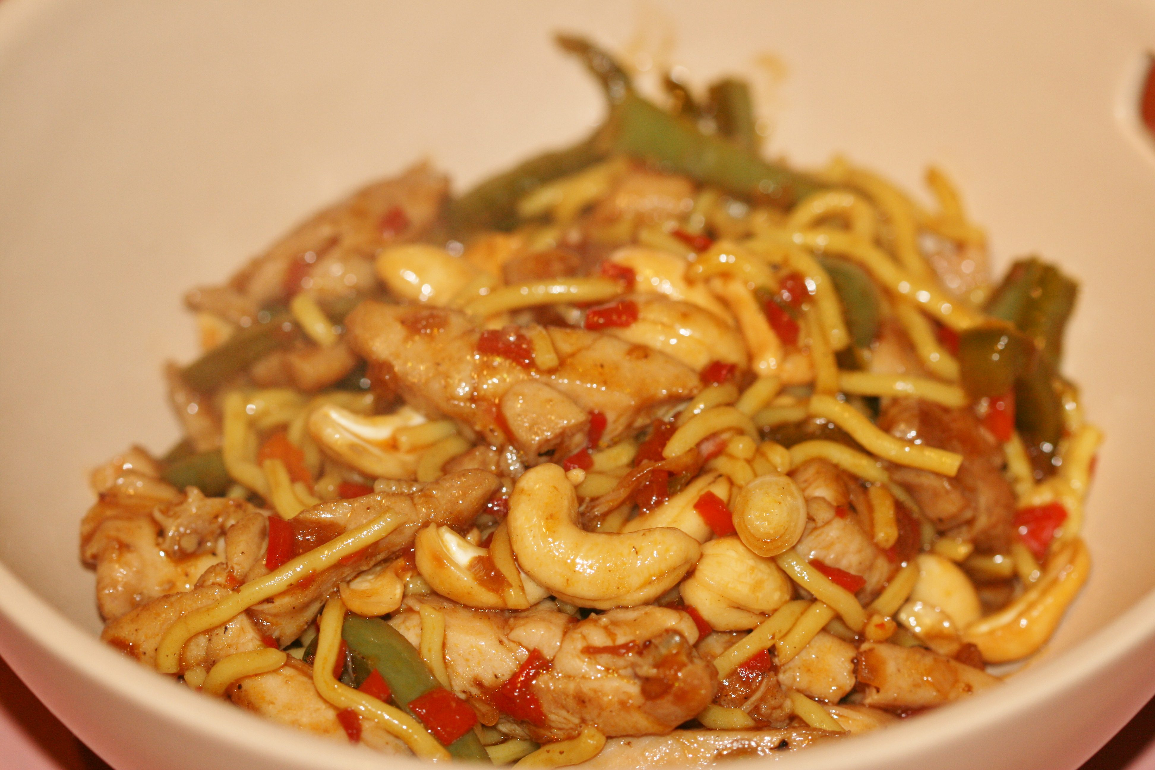 Thai Cashew Chicken Gai Pad Med Ma Muang Demeterg Com